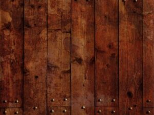 Floor Wood Studs Stained Dark Backdrop