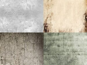Quad Stone Backdrop