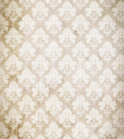 Damask Distressed White Backdrop