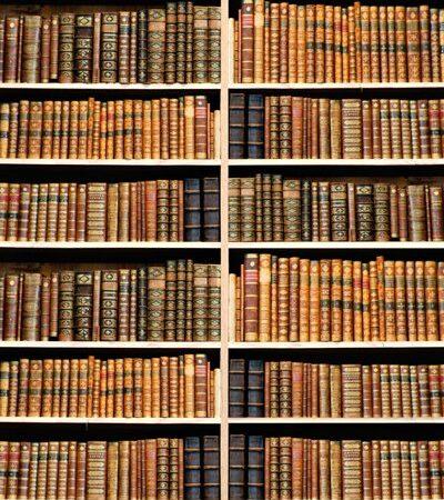 SPBW227 Bookshelf Lime Oak Medium 5ft x 8ft - Slight Second