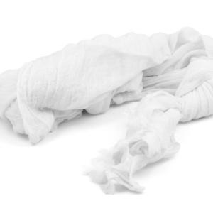 Chiffon White Cheesecloth
