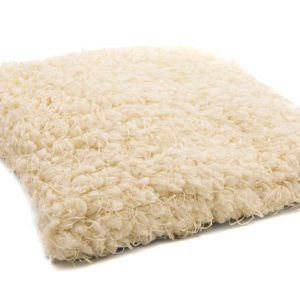 Threaded Blanket Ivory