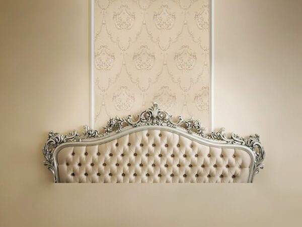 Headboard Paris Backdrop