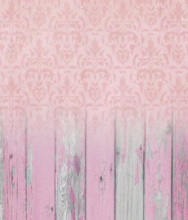 Damask Pale Pink Backdrop