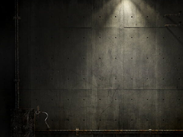 Industrial Wall Backdrop