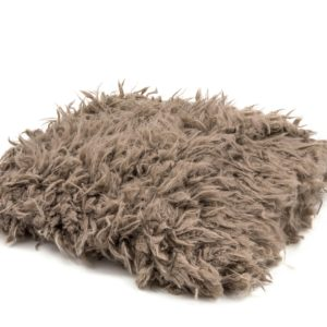 Small Brown Lamb Fur
