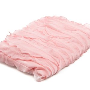Stretched Ruffle Pink