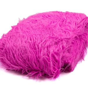 Large Shocking Pink Fur