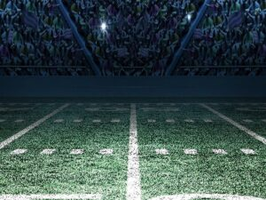 american football backdrops photo