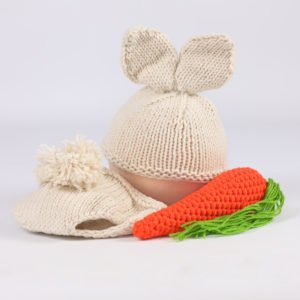 bunny hat photo prop