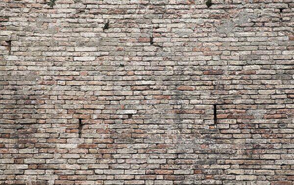 Old Grungy Brick Wall Backdrop