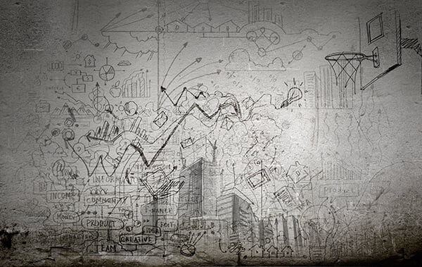 Sports Sketch Backdrop