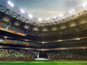 Grand Stadium Backdrop