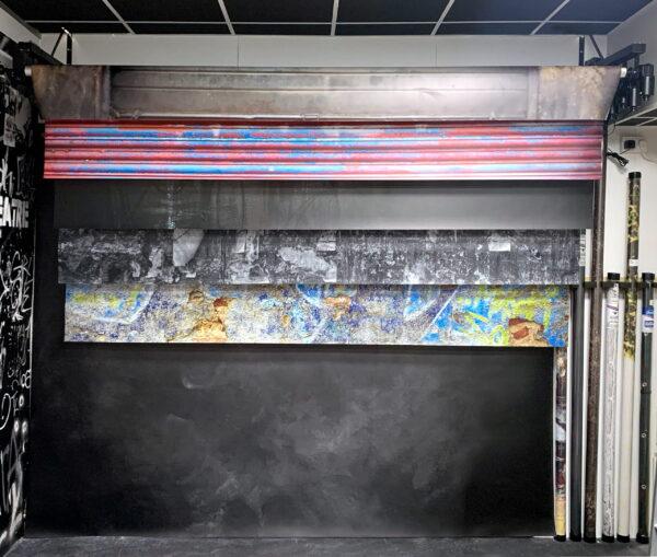Motorised 3 Roller System and 3 Large Vinyl Backdrops Plus Floordrop Bundle