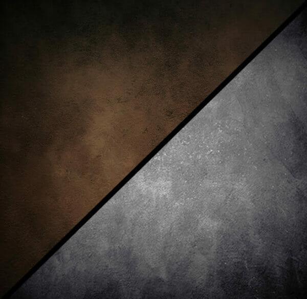 Brown & Concrete