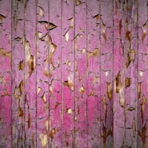 Peeling Paint Pink