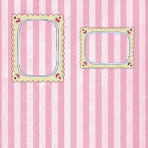 Pink Candy Frame