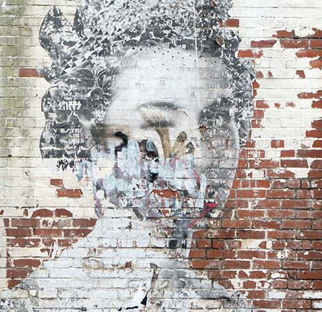 HRH Brick Wall  Custom