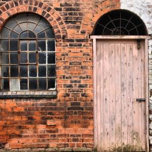 Arched Window & Door
