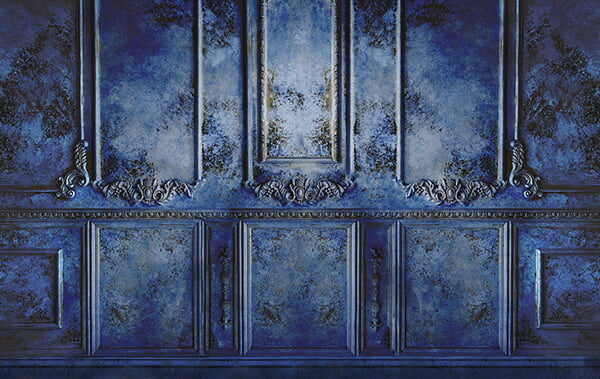 Antique Wall Navy