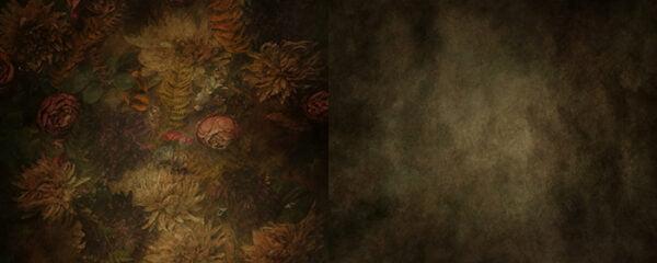 DuoFlat Art Botanical Conkers